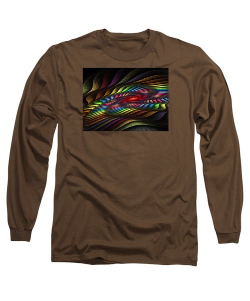 Helix Long Sleeve T-Shirt
