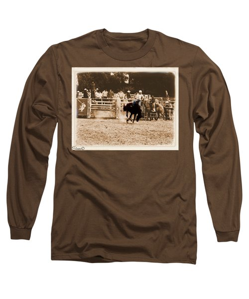 Helluva Rodeo-the Ride 2 Long Sleeve T-Shirt