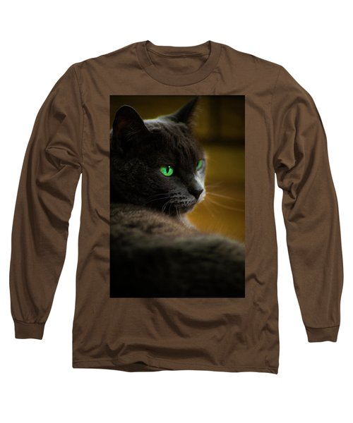 The Eyes Have It Long Sleeve T-Shirt