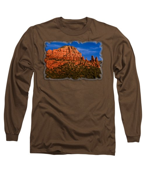 Her Majesty Long Sleeve T-Shirt by Mark Myhaver