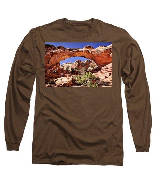 Hickman Bridge Long Sleeve T-Shirt
