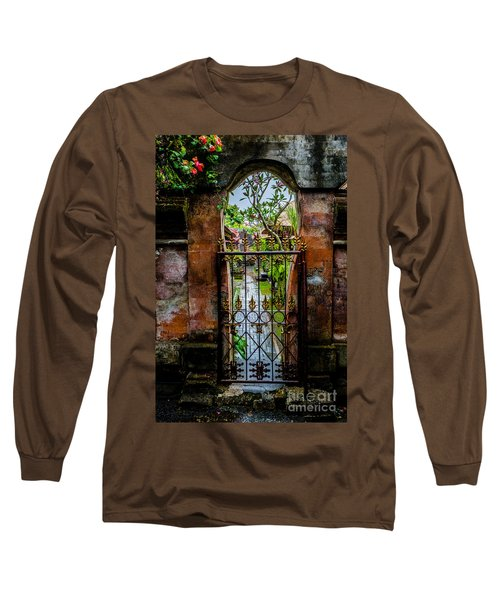 Bali Gate Long Sleeve T-Shirt