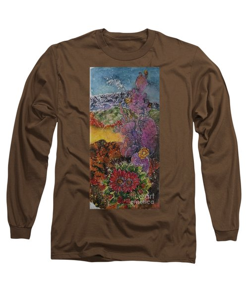High Desert Spring Long Sleeve T-Shirt