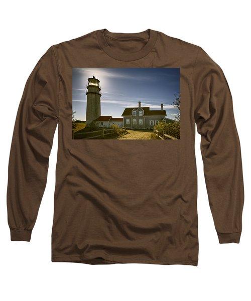 Highland Lighthouse Long Sleeve T-Shirt
