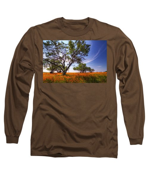 Hill Country Spring Long Sleeve T-Shirt