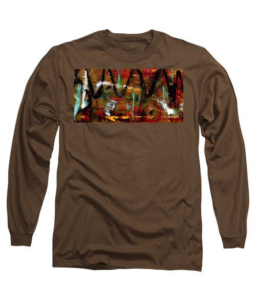 Hills And Valleys Long Sleeve T-Shirt