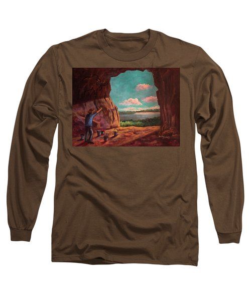 History Of Art Long Sleeve T-Shirt