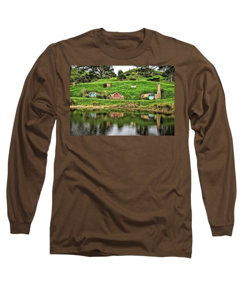 Hobbit By The Lake Long Sleeve T-Shirt