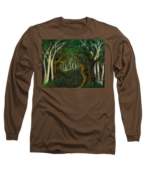 Hobbit Woods Long Sleeve T-Shirt