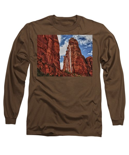 Hole In The Wall Long Sleeve T-Shirt