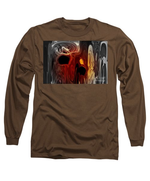 Holes In My Soul Long Sleeve T-Shirt