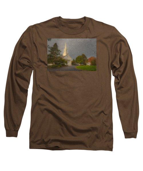 Holy Cross Parish Church Long Sleeve T-Shirt