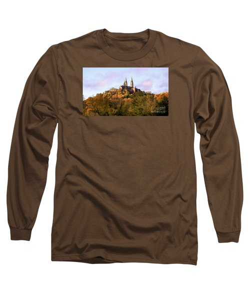 Holy Hill Basilica, National Shrine Of Mary Long Sleeve T-Shirt