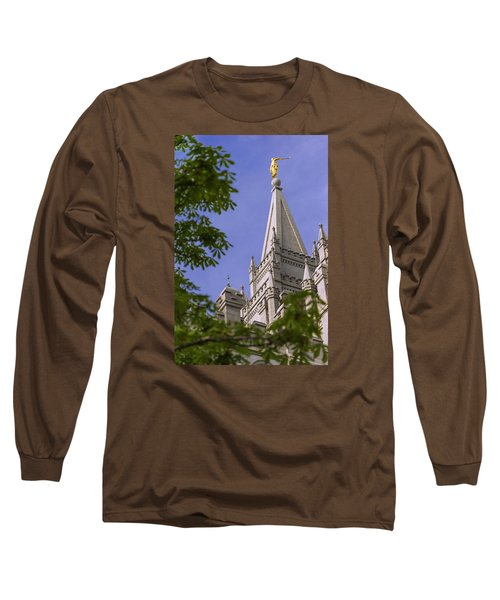 Holy Temple Long Sleeve T-Shirt