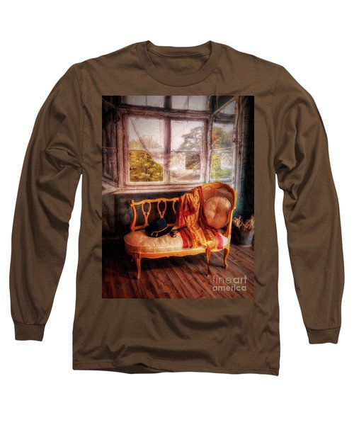 Home  At Last ... Long Sleeve T-Shirt