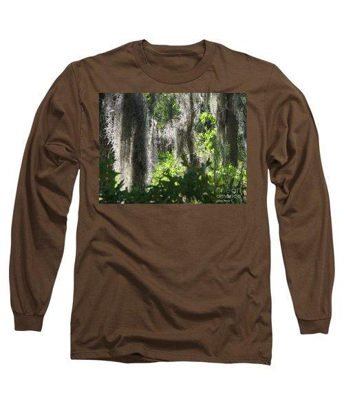 Long Sleeve T-Shirt featuring the photograph Home by Greg Patzer