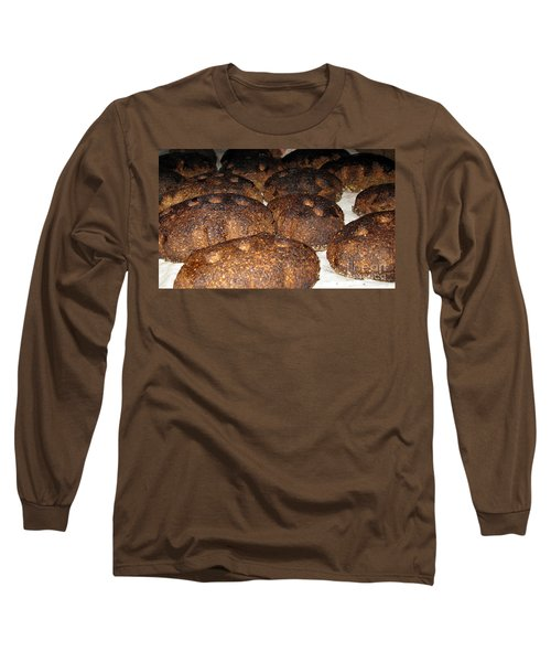 Homemade Lithuanian Rye Bread Long Sleeve T-Shirt