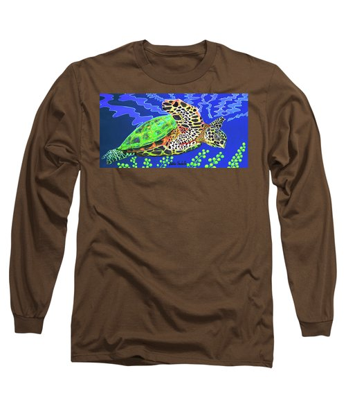 Honu Long Sleeve T-Shirt