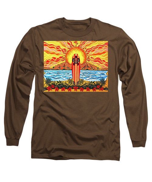 Honu Surf Long Sleeve T-Shirt