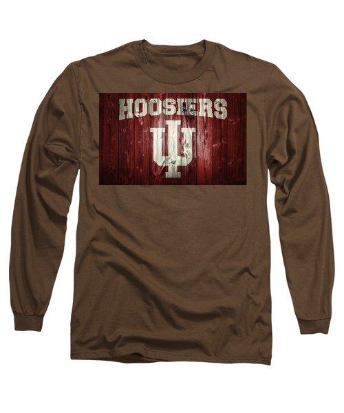 Hoosiers Barn Door Long Sleeve T-Shirt