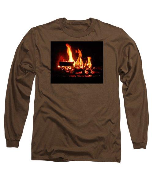 Hot Coals Long Sleeve T-Shirt