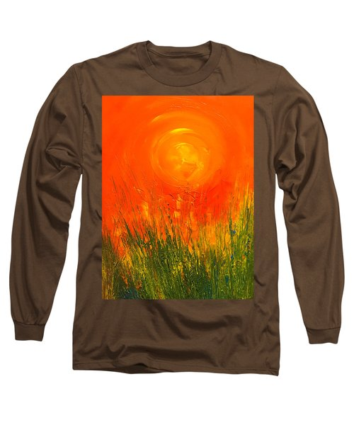 Hot Sun Long Sleeve T-Shirt