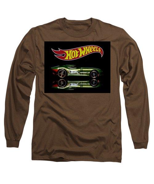 Hot Wheels Fast Felion Long Sleeve T-Shirt