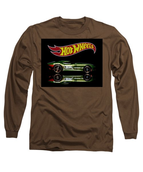 Long Sleeve T-Shirt featuring the photograph Hot Wheels Fast Felion by James Sage