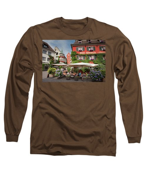 Hotel Lowen-weinstube Long Sleeve T-Shirt
