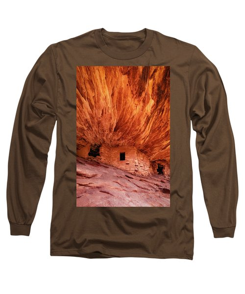 House On Fire Long Sleeve T-Shirt