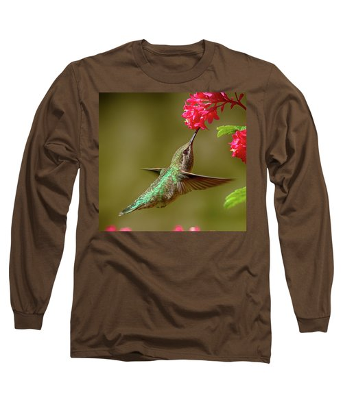 Hover Lunch Long Sleeve T-Shirt