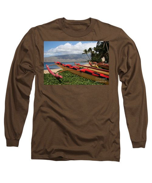 Hui Waa O Kihei Long Sleeve T-Shirt