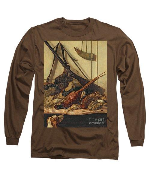 Hunting Trophies Long Sleeve T-Shirt