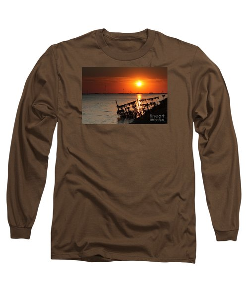 Husum Sunset Long Sleeve T-Shirt