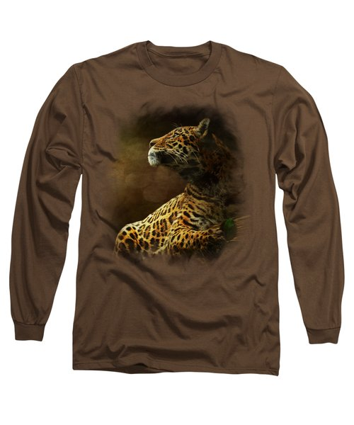 I Have A Dream Long Sleeve T-Shirt by Sandy Oman
