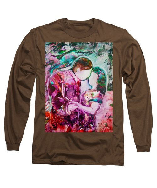 I Remember The First Dance Long Sleeve T-Shirt