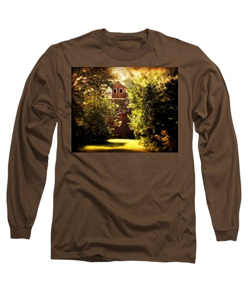 I See You Long Sleeve T-Shirt by Julie Hamilton
