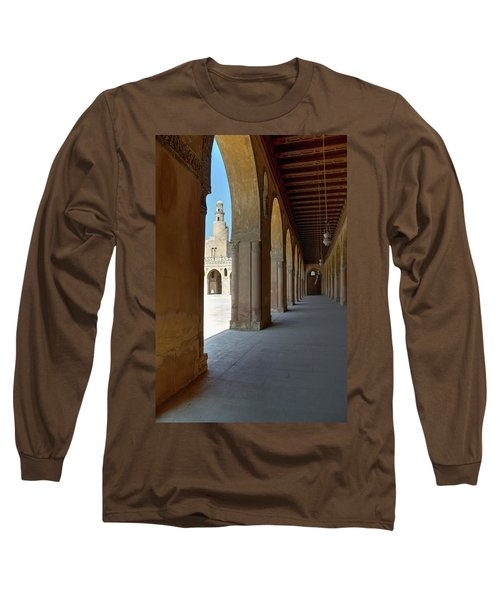 Ibn Tulun Great Mosque Long Sleeve T-Shirt