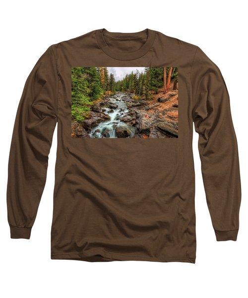 Icicle Gorge 2 Long Sleeve T-Shirt