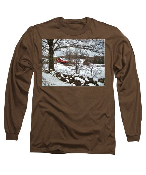 Iconic New Hampshire Long Sleeve T-Shirt