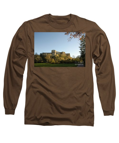 Long Sleeve T-Shirt featuring the photograph If I Could Speak......... by Kennerth and Birgitta Kullman