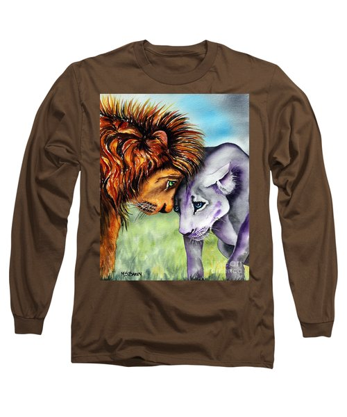 I'm In Love With You Long Sleeve T-Shirt by Maria Barry