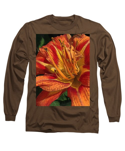 Images On The Mind Long Sleeve T-Shirt