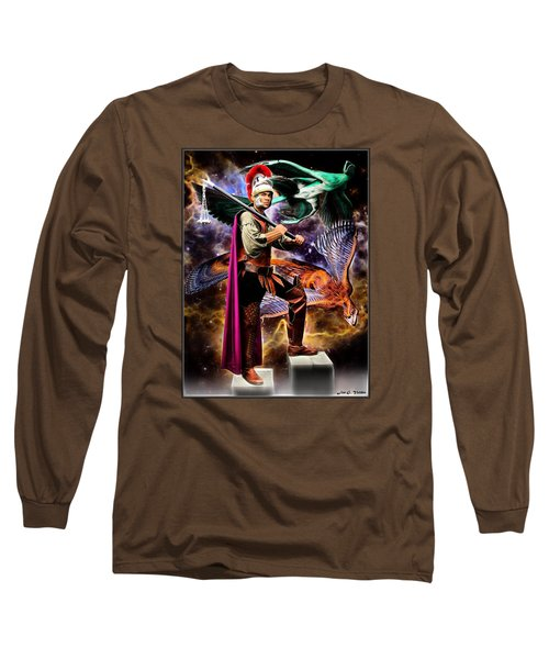 In An Alternate Reality Long Sleeve T-Shirt