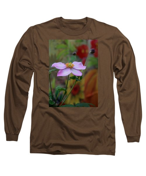 In Bloom Long Sleeve T-Shirt by Karen Harrison