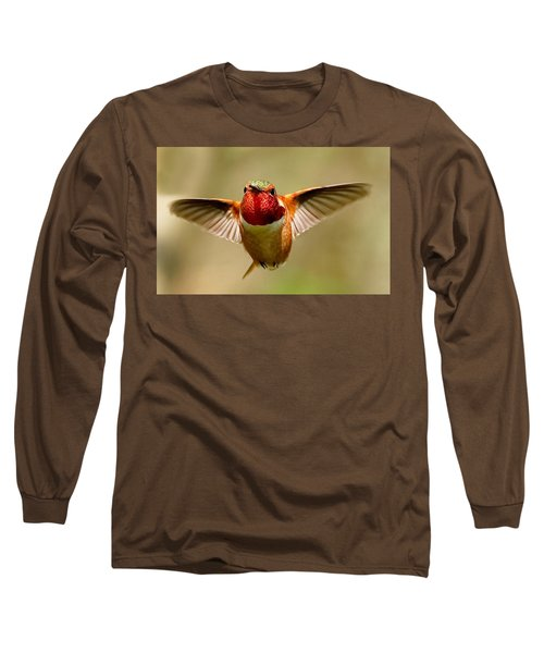 In Flight Long Sleeve T-Shirt
