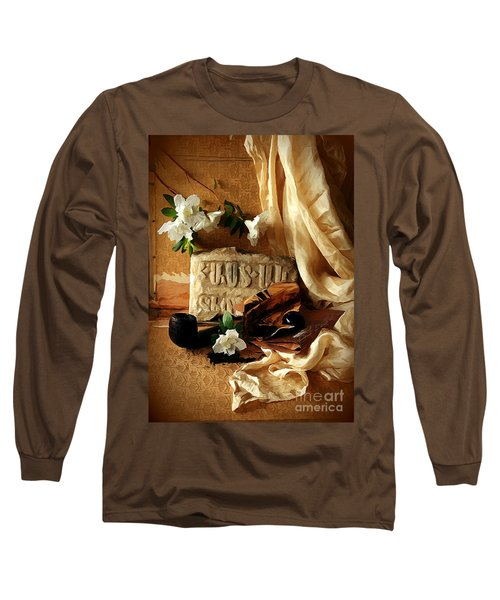 In Search Of Lost Time IIi Long Sleeve T-Shirt