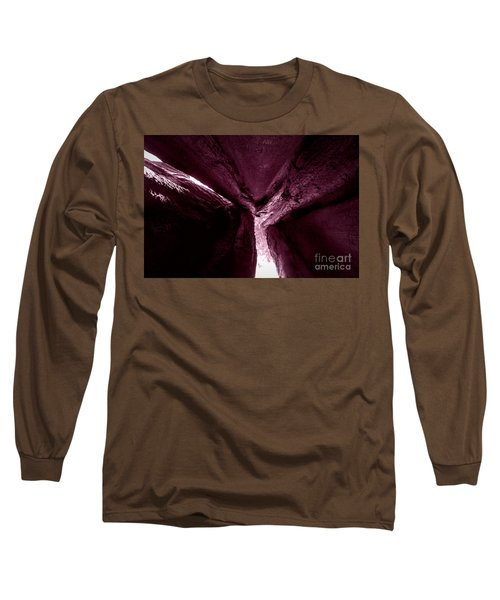 In The Belly Of A Two Headed Giant Long Sleeve T-Shirt