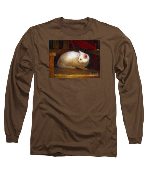 In The Chair Long Sleeve T-Shirt