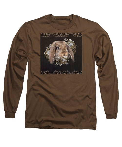 In The Garden Of Whispers Long Sleeve T-Shirt by Enzie Shahmiri
